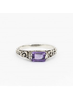 925 STERLING SILVER AND AMETHYST Jewelry