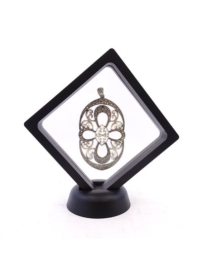 925 STERLING SILVER WITH SWISS MARCASITE PENDANT Jewelry